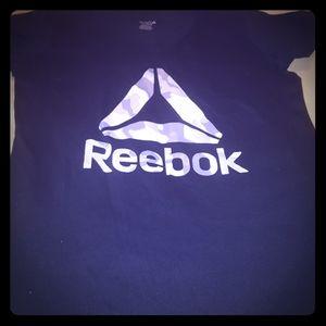 Reebok Black Tee Shirt